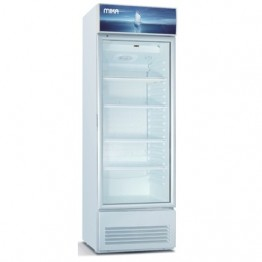 Mika Upright Showcase Chiller, 150L