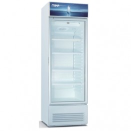 Mika Upright Showcase Chiller, 220L