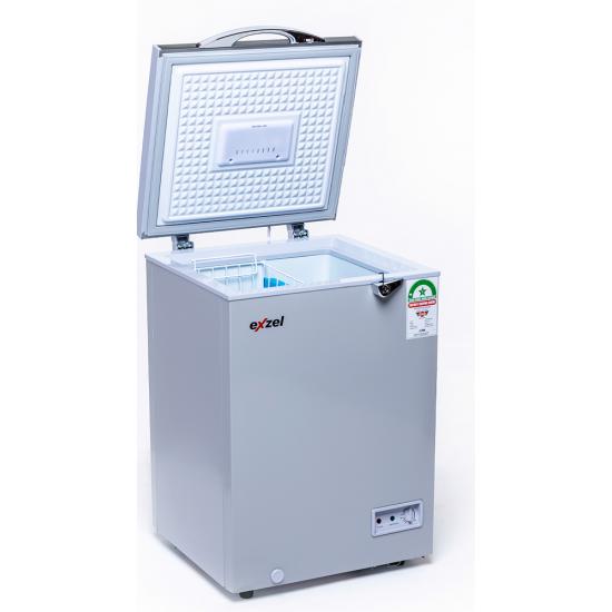 Exzel 100l Chest Freezer ECF-100