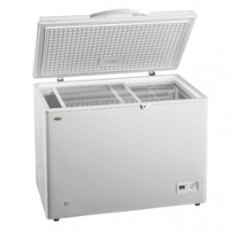 Mika Deep Freezer, 250L, White
