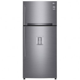 LG Fridge Gross 471L Net 438L Top Freezer