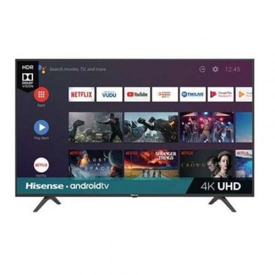 Hisense 50'' UHD Frameless Android Smart TV