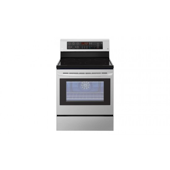 LG 5 Hobs Ceramic Electric Oven LRE3193ST