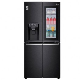 LG Fridge Gross 570L Net 426L Slim French Door