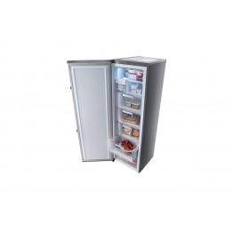 Gross 405(L) Net 377(L) Single Door Refrigerator, Platinum Silver, Inverter Linear Compressor   Multi Air Flow   Moist Balance Crisper   Express Cooling