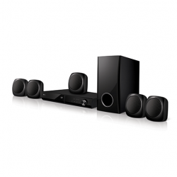 LG Satellite Home Theater LHD427