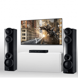 LG 4.2ch DVD Sound Tower LHD677