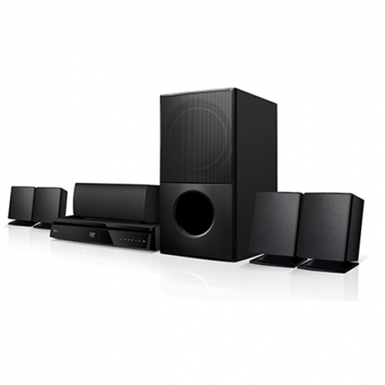 LG Satellite Home Theatre LHD627