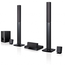 LG 1000W 5.1 Channel Home Theatre