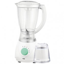 Mika Blender, 1.7L, 350W, With Grinder, White & Green