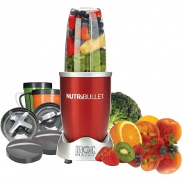NutriBullet NBR - 1212R Red 12 Piece Set