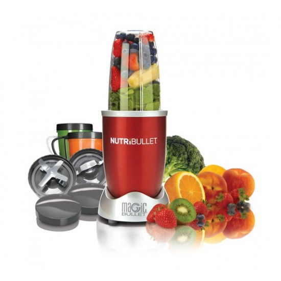 NutriBullet 12 Piece Set NBR-1212R