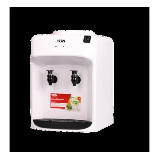 Von Tabletop Water Dispenser VADA1001W