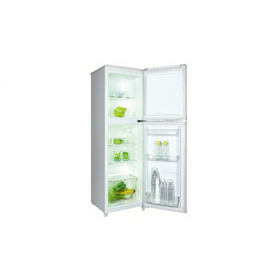 Von Double Door Fridge 170L VART-25DHS