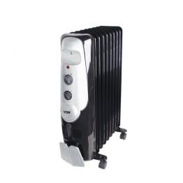 Von 2KW Oil Filled Radiator Heater 9 Fins