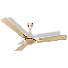 Orient Gratia Ceiling Fan Gold