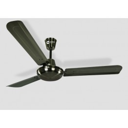 Orient Quasar Brushed Fan Brass