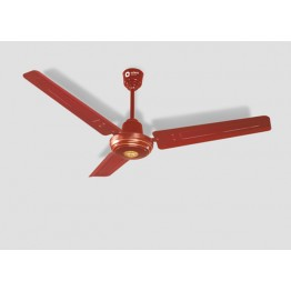 Orient Summer Cool Fan Brown 56""