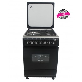 ARMCO Electric Gas Cooker GC-F6631QX(BK)