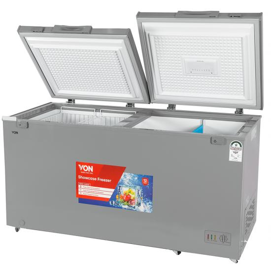 Von Hotpoint 342L Chest Freezers VAFC-35DXS