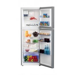 Beko Refrigerator RDNT270I20VZP: PLATINUM INOX