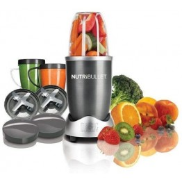 Nutri Bullet NBR - 1212M Grey 12 Piece Set