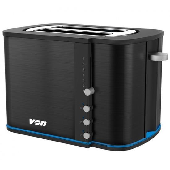 Von Premium 2 Slice Toaster VSTP02PVK