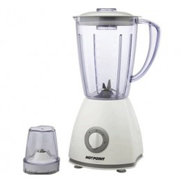 Hotpoint HB251KW 500W H/Spec Blender+ 1Mill - White