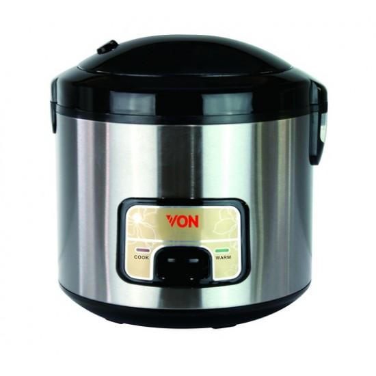 Von Hotpoint 1.8L Rice Cooker VSRM18MGX