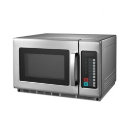 Von 34L Commercial Microwave Stainless Steel
