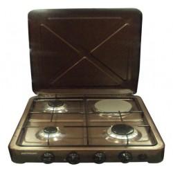 Von 3 Gas 1 Electric Cooker VAC4F300C