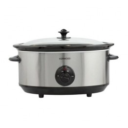 Kenwood Slow Cooker Stainless Steel