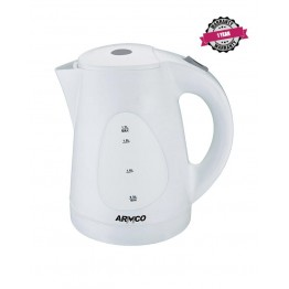 ARMCO Plastic Cordless Kettle AKT-173LED