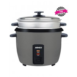 ARMCO 2 in 1 Non Stick Rice Cooker ARC-220TS