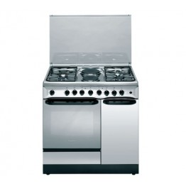 Ariston C911N1 4 Gas + 2 Electric Combination Cooker - Stainless Steel