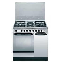 Ariston 4 Gas + 2 Electric Cooker C911N1(X)