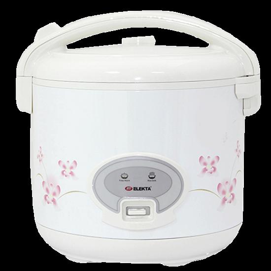 Elekta Rice Cooker 2.8L Rice Cooker with Steamer