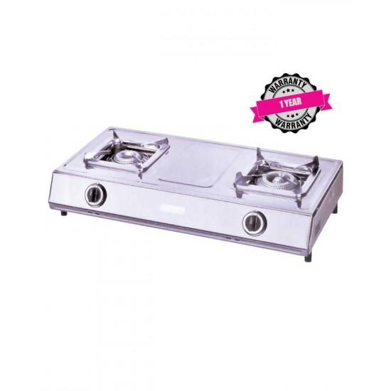ARMCO 2 Burner Gas Cooker GC-8200P3