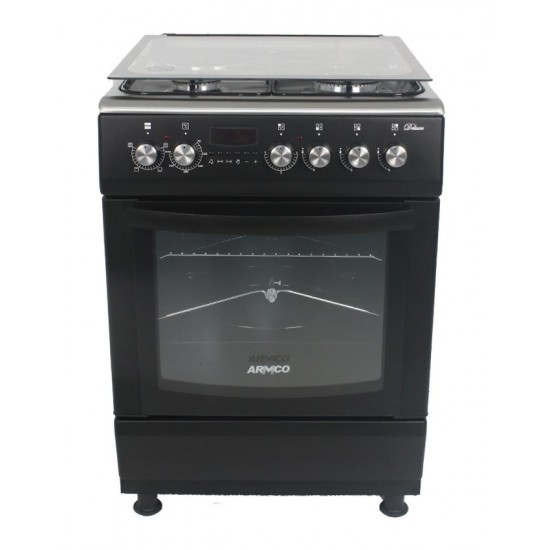 ARMCO Electric Gas Cooker GC-F6631HX2(BK)