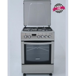 ARMCO Gas Cooker GC-F6631HX2(SS)
