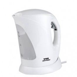 Von Hotpoint HK317FW 1.7L Upright Cordless Kettle - White