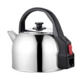 Von Hotpoint HKT50CS 5.0 Litre Traditional Kettle - Stainless Steel