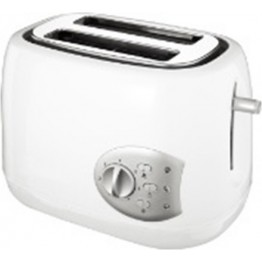 Von Hotpoint HT232DW Two Slice Toaster - White
