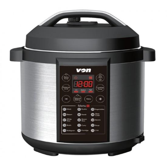 Von 6L Pressure Cooker VSCP60MMX