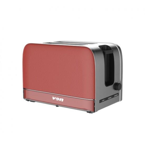 Von Premium 2 Slice Toaster VSTP02PVR