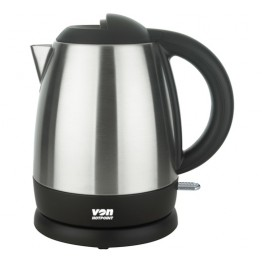Von 1L Upright Kettle Stainless Steel