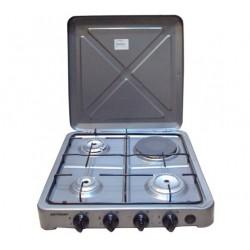 Von Hotpoint 3 Gas 1 Electric Cooker