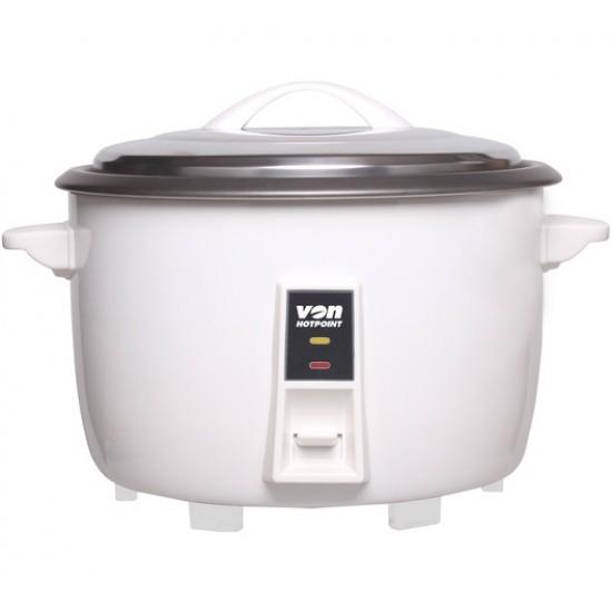 Von Hotpoint 7.8L Rice Cooker VSRM78BGW