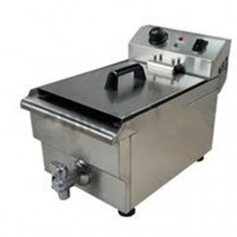Hotpoint CHY108N Commercial Deep Fryer - 8L