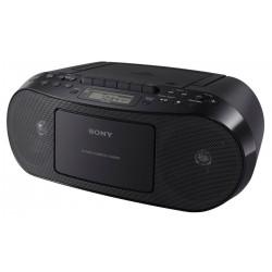 CD/Cassette Boombox